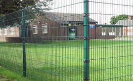 Paramesh 656 mesh security fencing