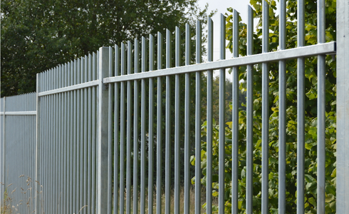 Guardsman fencing