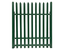 Portcullis Palisade security fencing