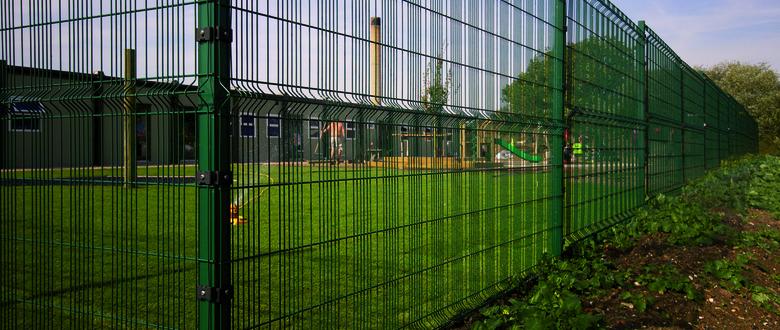 Paramesh Deco V Mesh Fencing Mesh Fencing Security