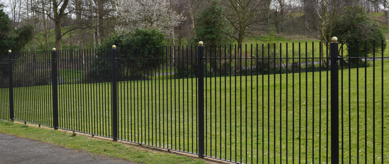 Vertical Bar Fencing Vertical Bar Railings Security