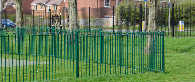 Bow Top Fencing Bow Top Railings Bow Top Fencing